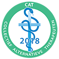CAT Collectief Alternatieve Therapeuten schild 2018